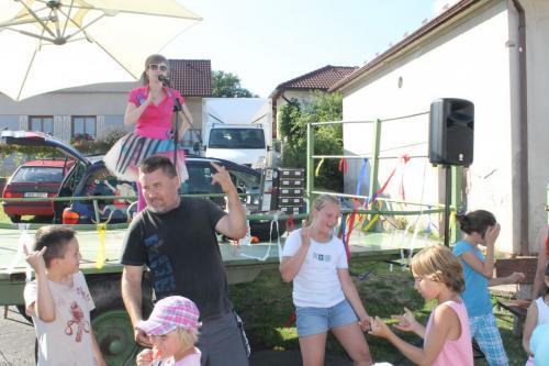 Druhá pouťová párty