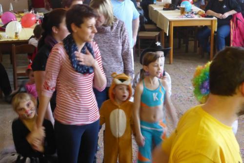 Dětský karneval 21.2.2015
