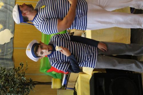 Námořnický bál - dětský karneval 10.2.2018