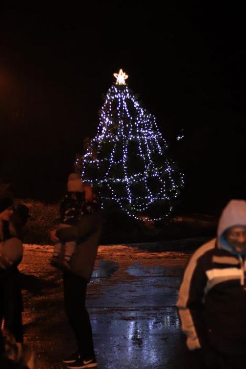 Rozsvícení vánočního stromu 2018