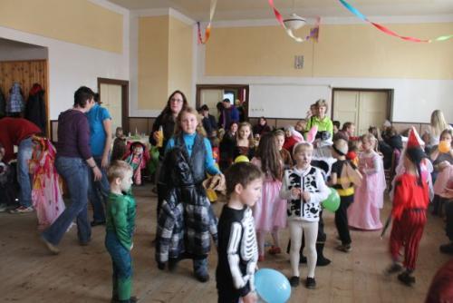 Dětský karneval 15.2.2014